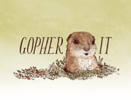 gopher it